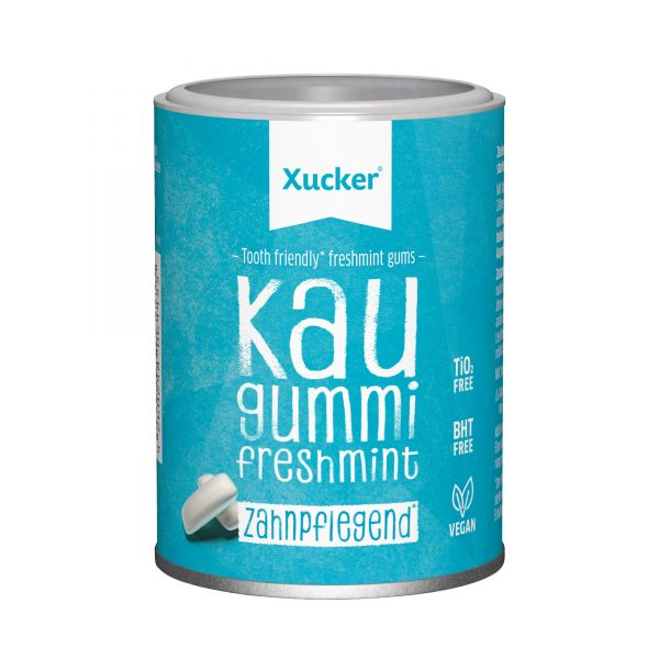 Xylit-Kaugummis Freshmint Dose