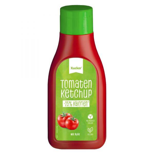 Tomaten-Ketchup mit Xylit (ohne Zuckerzusatz)