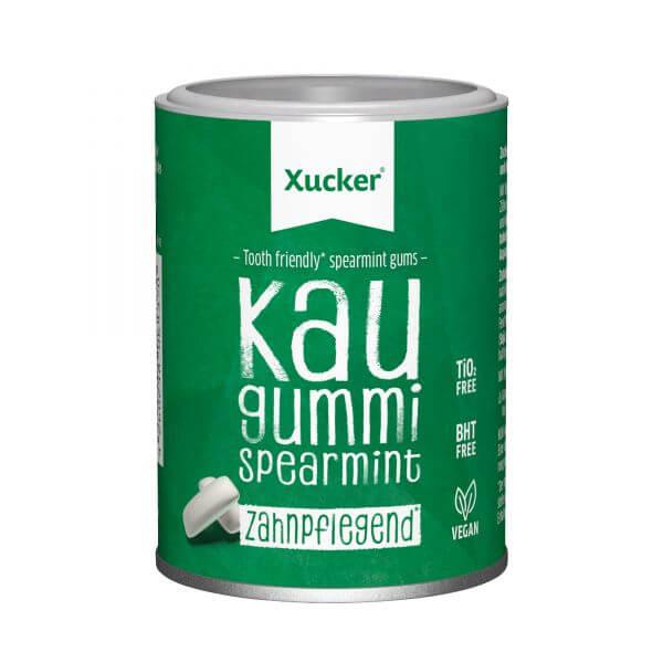 Xylit-Kaugummis Spearmint Dose