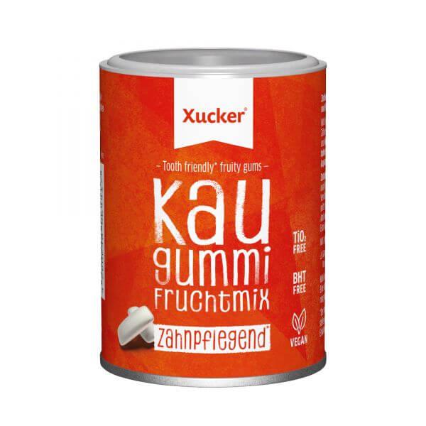 Xylit-Kaugummis Fruchtmix Dose