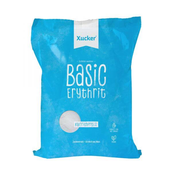 Xucker Basic Erythrit Nachfüllpack