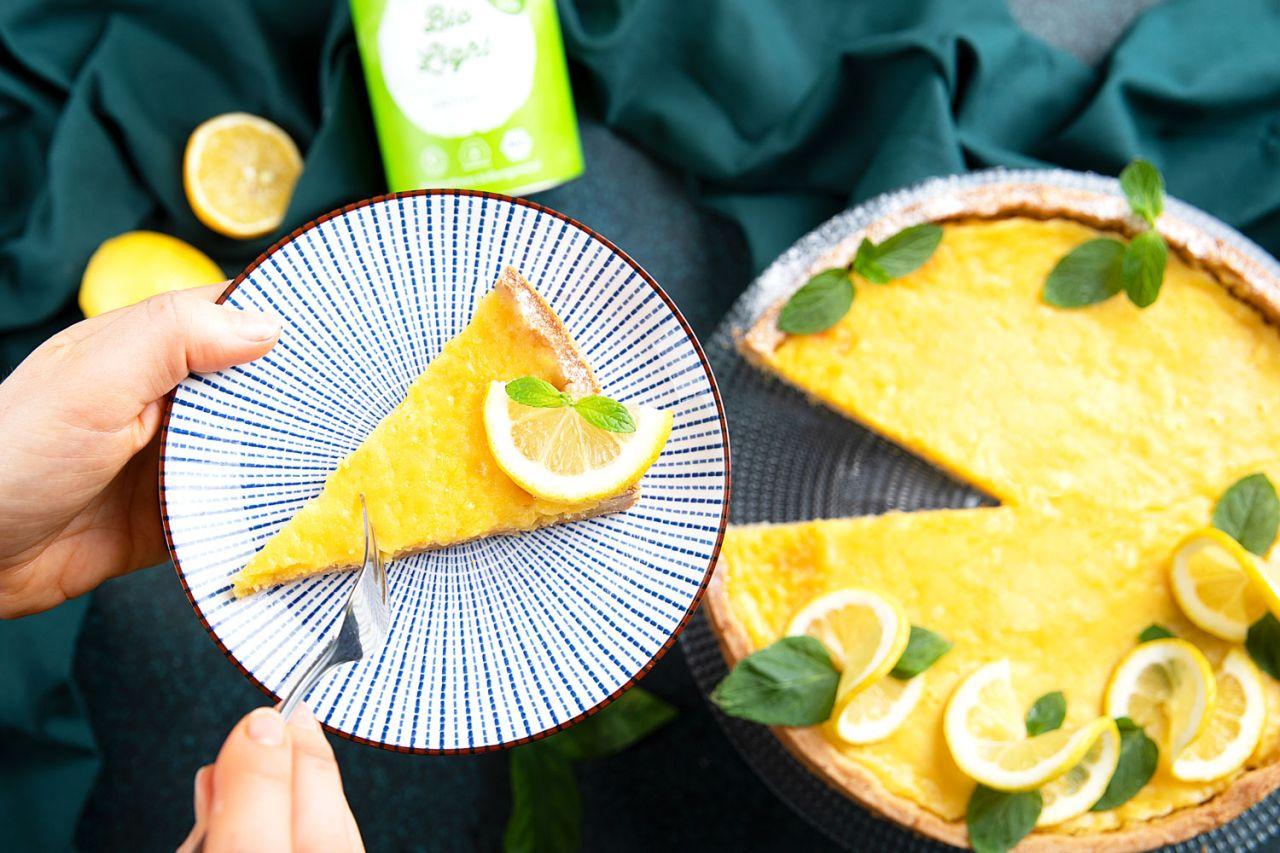 Zitronentarte-ohne-Zucker