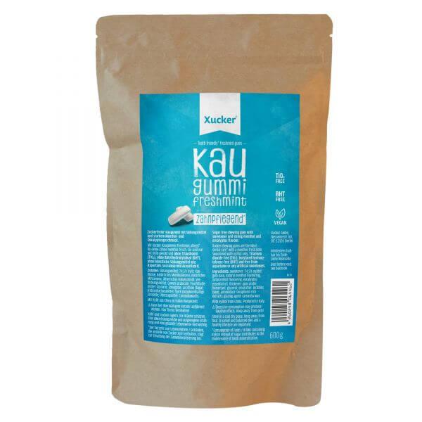 Xylit-Kaugummis Freshmint Nachfüllpack