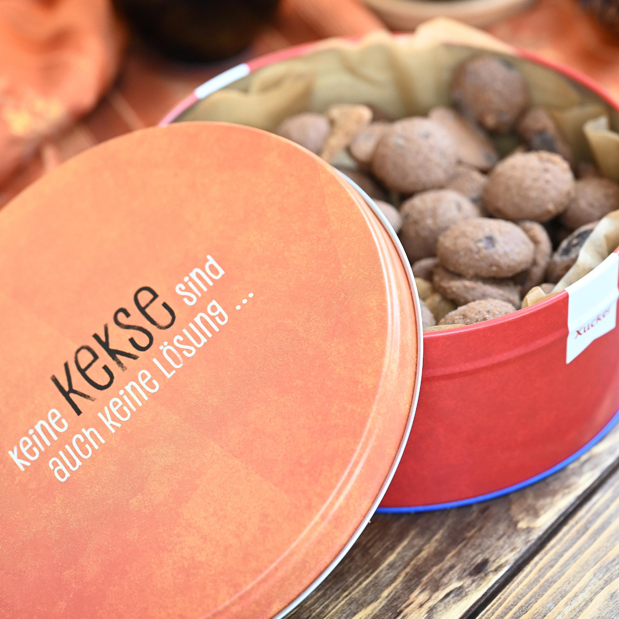 Xucker Keksdose und Knusperkeke