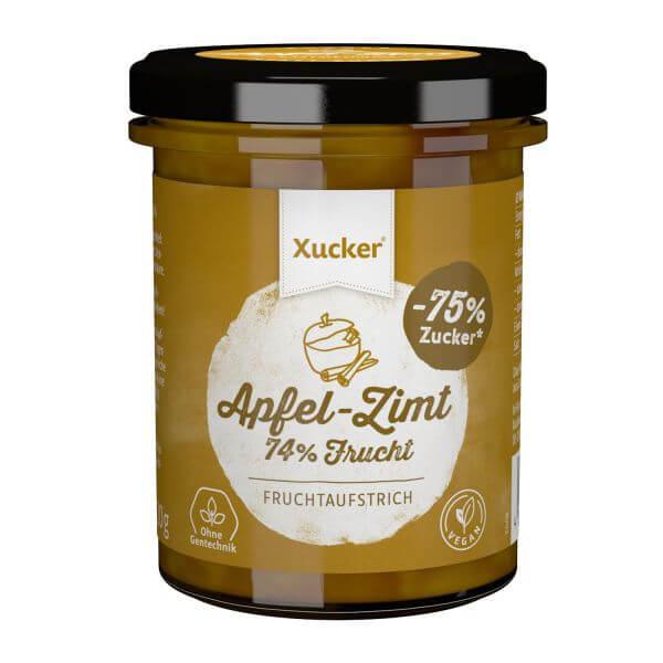 Fruchtaufstrich Apfel-Zimt (74 % Frucht)