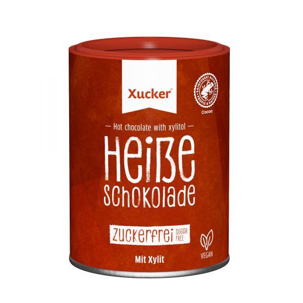Heiße Schokolade klein (zuckerfreie Trinkschokolade mit Xylit)
