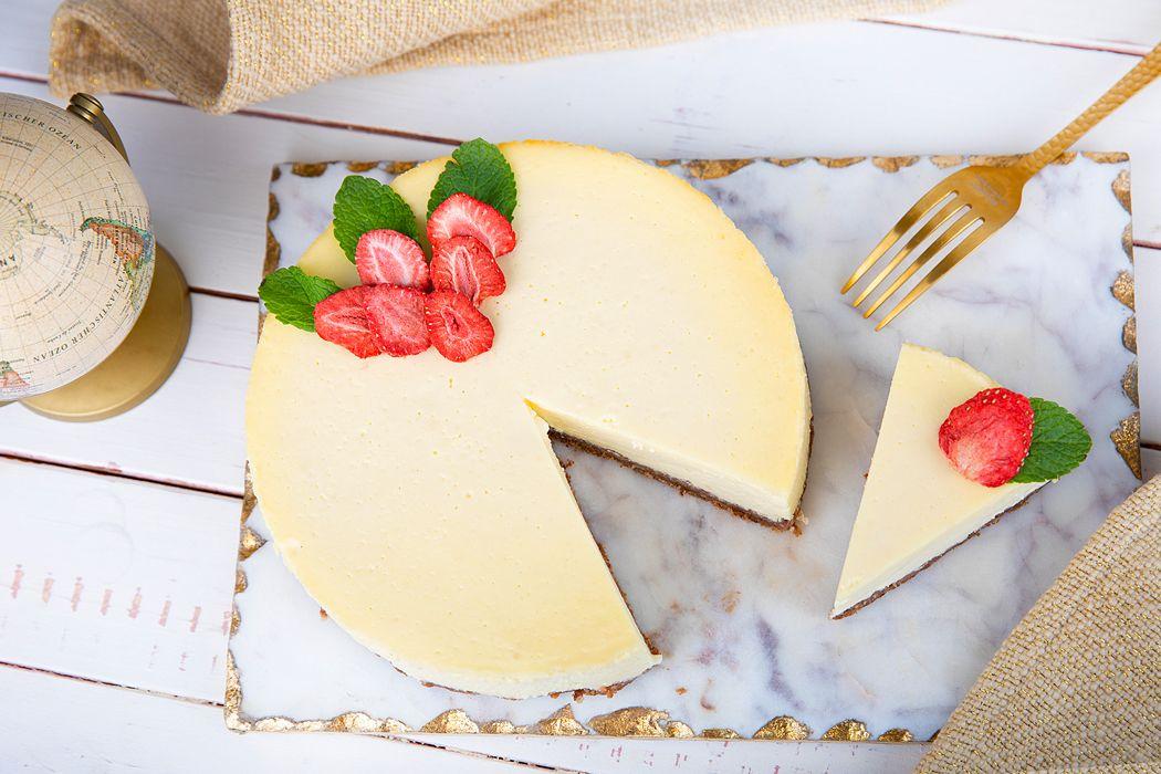 New-York-Cheesecake-mit-Xucker-statt-Zucker
