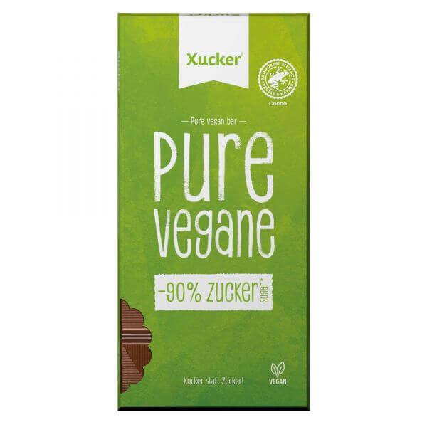 Vegane Schokolade mit Xylit Pure Vegane