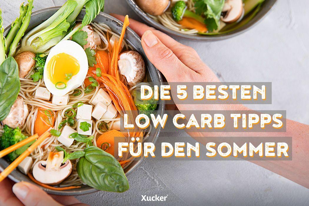 5-Low-Carb-Tipps-fur-den-Sommer