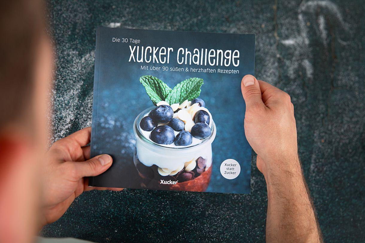 Xucker-Challenge-Rezeptbuch