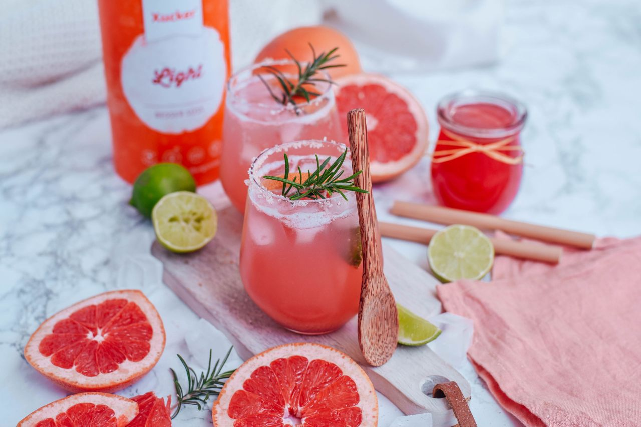 Xucker-Grapefruit-Limonade