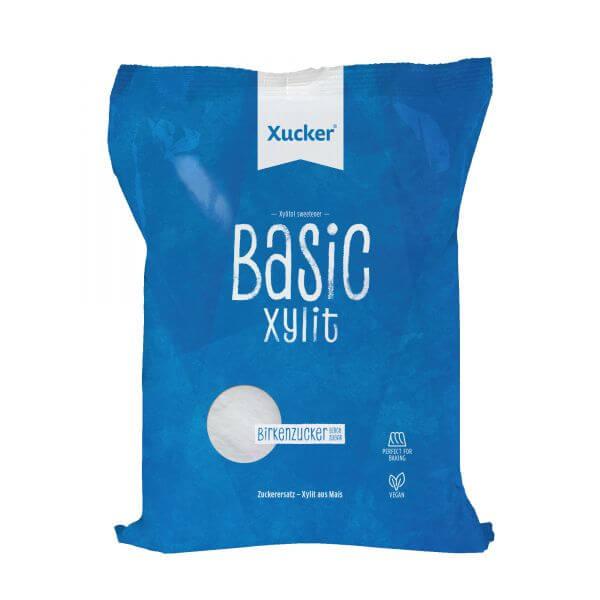 Xucker Basic Nachfüllpack (günstiges Xylit)