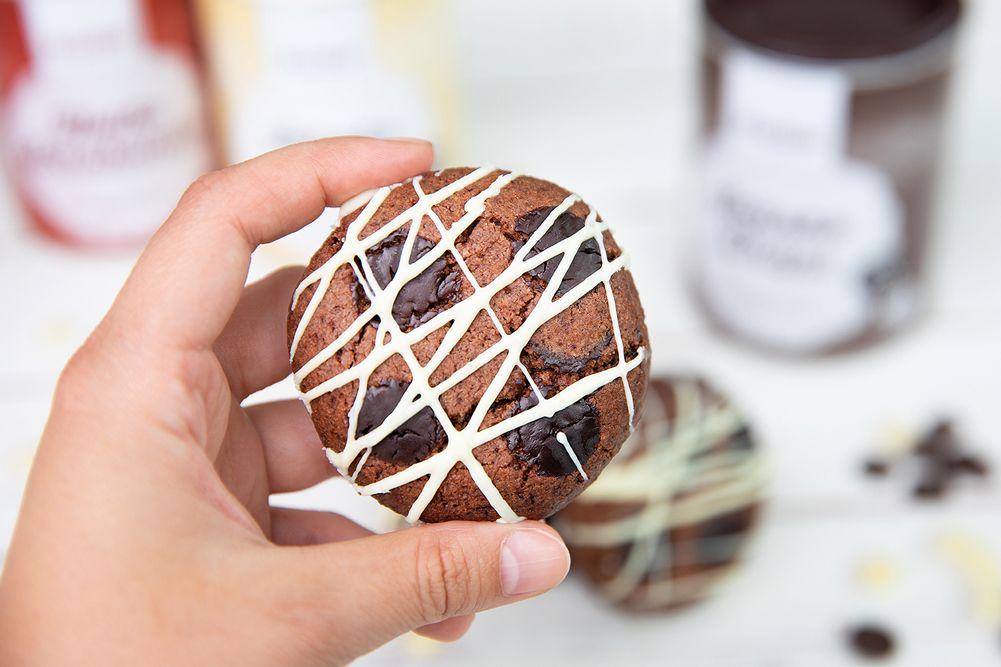 Triple-Chocolate-Cookies-3