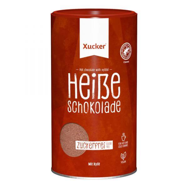 Heiße Schokolade groß (zuckerfreie Trinkschokolade mit Xylit)